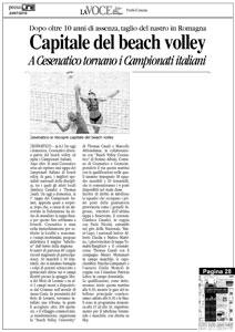 La Voce di Romagna 23-07-2010
