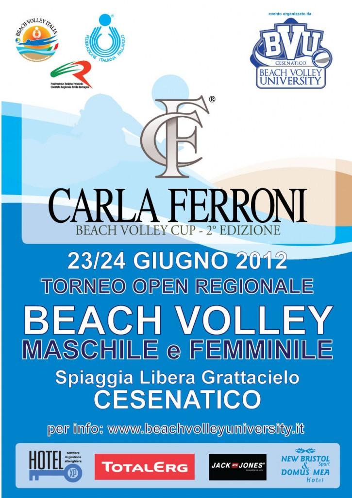 Carla Ferroni Beach Volley Cup