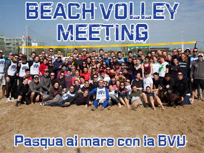 Beach Volley Meeting